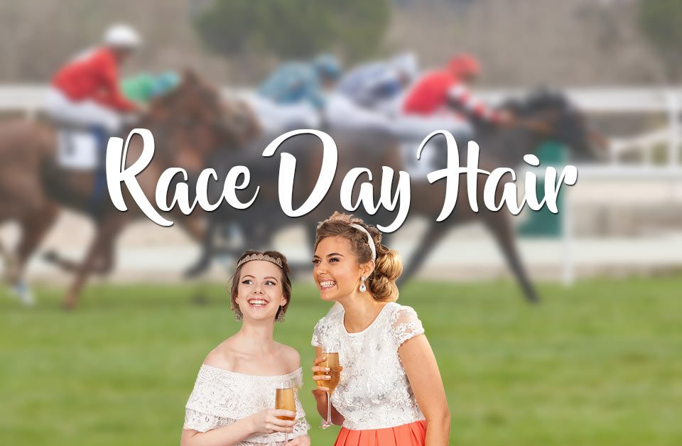 Race Day Hair