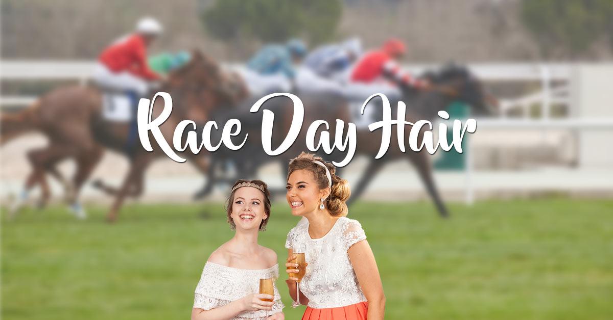 Race Day Hair
